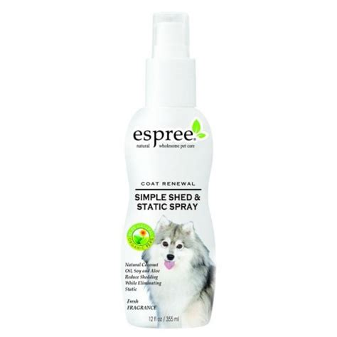 Espree Shoo 355ml espree simple shed static spray 355ml