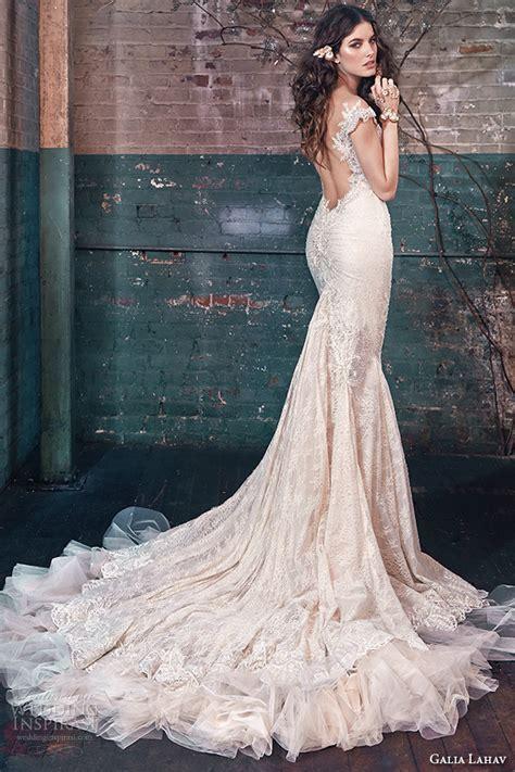 galia lahav spring 2016 bridal dresses off the shoulder