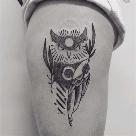 owl tattoo hip owl tattoo on hip best tattoo ideas gallery