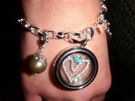 Origami Owl Dangle Bracelet - dangle bracelet living locket and dangles origami owl
