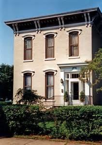 House Cornice Italianate Architecture And History House