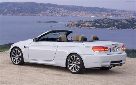 bmw m3 convertible 2008 widescreen exotic car photo 17 of