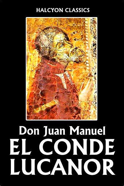 el conde lucanor by don juan manuel nook book ebook