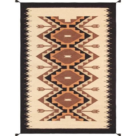 navajo area rugs pasargad navajo woven area rug wayfair