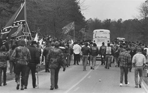 Forsyth County Ga Search This Day In History Forsyth County S March For Racial Harmony Wabe 90 1 Fm