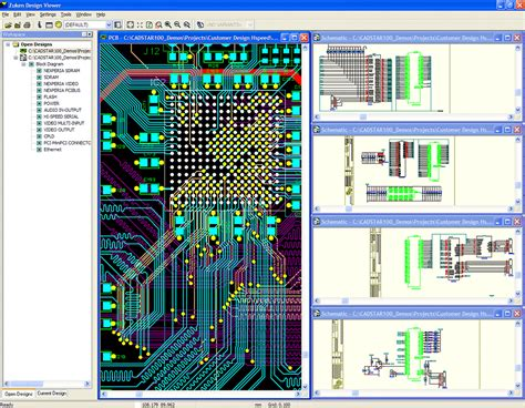 pcb layout viewer free download post processing generation cadstar design viewer plus