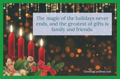 holiday card messages christmas wishes sayings