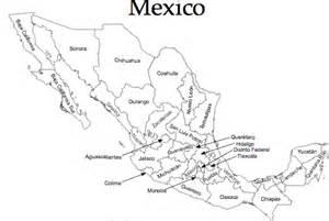 printable map us mexico jigsawgeo