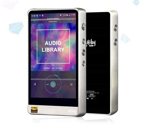 android audio player hiby r6 android hifi player gadgetsin