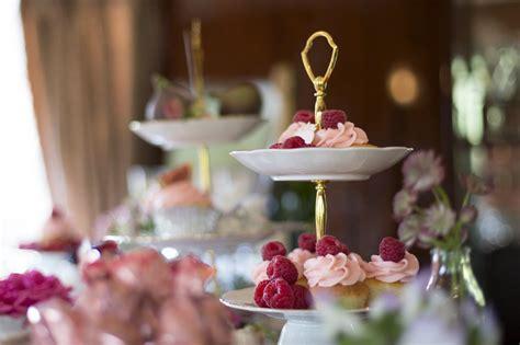 cupcakes etagere bridal high tea irina thiessen weddings
