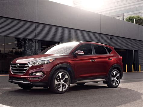 hyundai tucson hyundai tucson 2016 car wallpaper 03 of 50