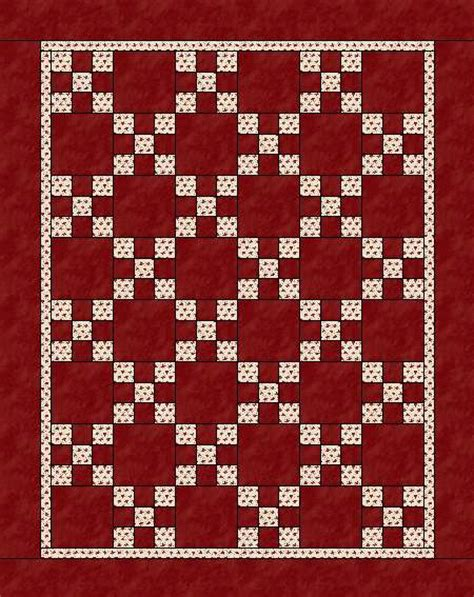 quilt pattern nine patch block nine patch inspiration quilting tutorial from