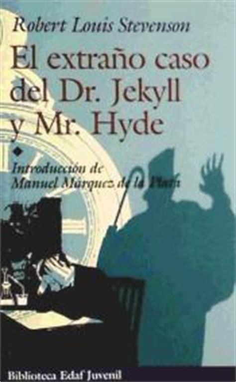 el extra 209 o caso del dr jekyll y mr hyde agapea libros urgentes