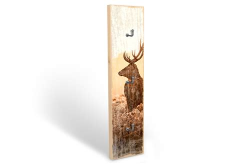 Bor Vertikal key holder majestic deer wall