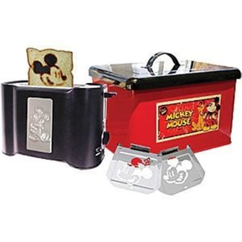 Disney Toaster Limited Edition Disney Vintage Mickey Pop Toaster