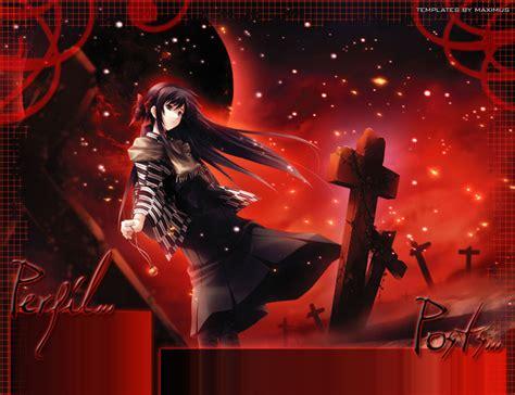 imagenes anime goticas dark caohs a poesia g 243 tica