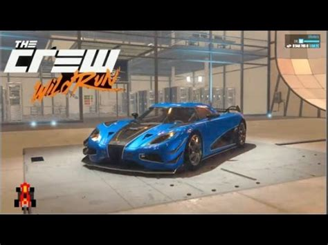 koenigsegg crew the crew wild run drift spec koenigsegg agera r youtube