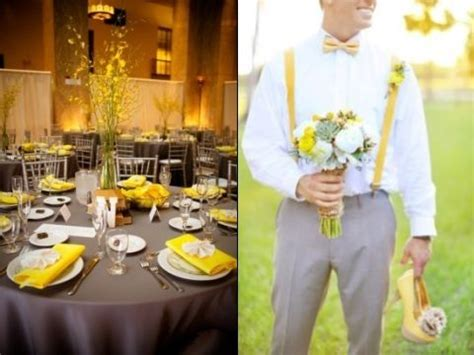 67 best images about grey and yellow wedding ideas for and summer on yellow