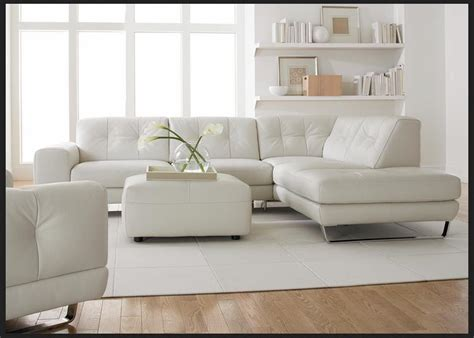 natuzzi white leather sectional natuzzi leather sofas sectionals by interior concepts