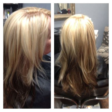 reverse ombre at home reverse ombre at home for processed blonde hair reverse