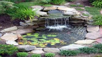 Front Yard Fountains Backyard Ponds Waterfalls Pictures Small Backyard
