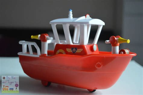fireman sam boat house fireman sam boat house fireman sam titan boat and accessory set review boo roo and