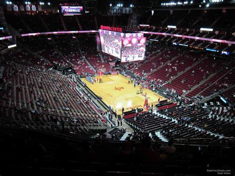 Houston Rockets Toyota Center Toyota Center Section 403 Houston Rockets