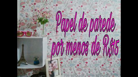 decorar parede papel de presente diy papel de parede papel de presente decora 231 227 o