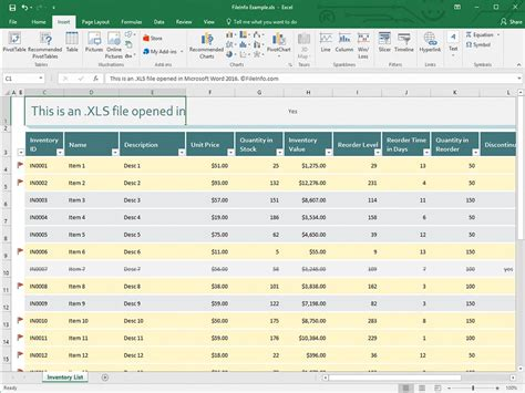 An Excel File That Contains One Or More Worksheets