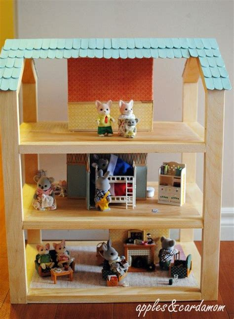 critter doll house 291 best images about making of sylvania on pinterest language toys and sofas
