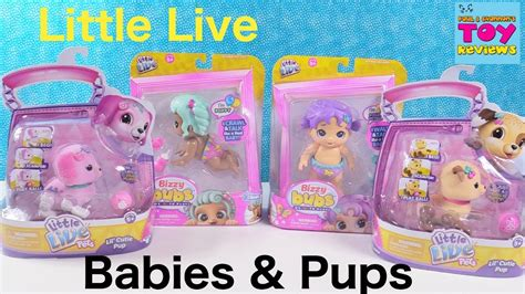 pets bizzy bubs lil cutie pup baby toy review