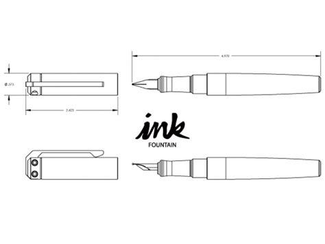 Toner Blueprint karas kustoms ink pen