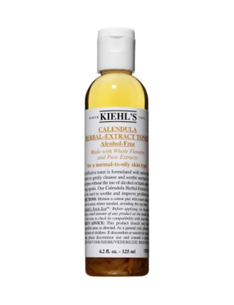 Sale Kiehls Calendula Toner Jar kiehl s skin care cosmetics shop now david jones