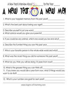 printable new year s interview for kids layers of learning