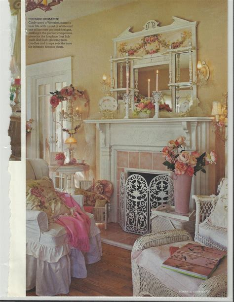 romantic home decor bob cindy ellis s lovely home featured in romantic