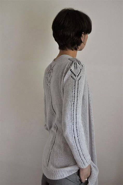 knit pattern one piece sweater the cardigan is worked top down in one piece with