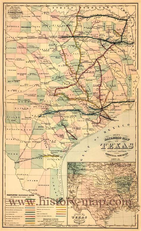 map of railroads in texas texas railroad map 1877 1878 rpg western and deadlands texas maps and trains
