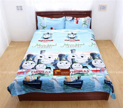 3d bedding sets queen size thomas and friends trains bed