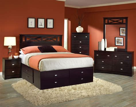 bedroom sets for less kith furniture tyler panel storage bedroom set 230 bed