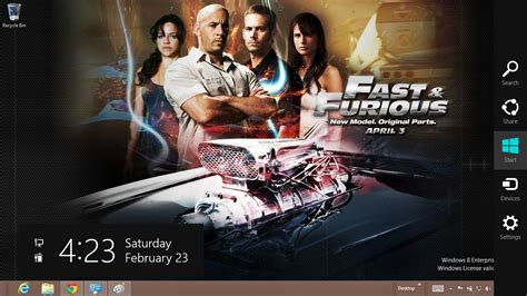 fast and furious download gratis tema windows 7 fast and furious 6 windows