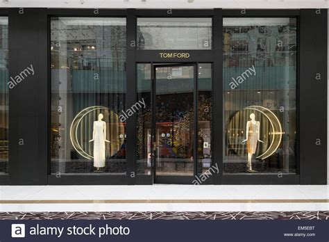 Tom Ford Store by Tom Ford Store Stock Photos Tom Ford Store Stock Images