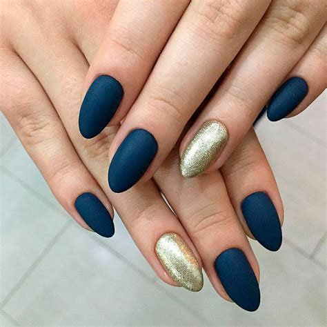 Matte Nail by 27 Matte Nails Designs To Meet This Fall
