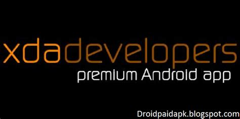 xda premium apk android paid apps free
