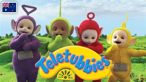 Piyama Magic V Kid teletubbies new teletubbies on abc australia