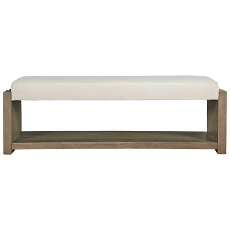 contemporary upholstered bench contemporary upholstered bench with bottom shelf by