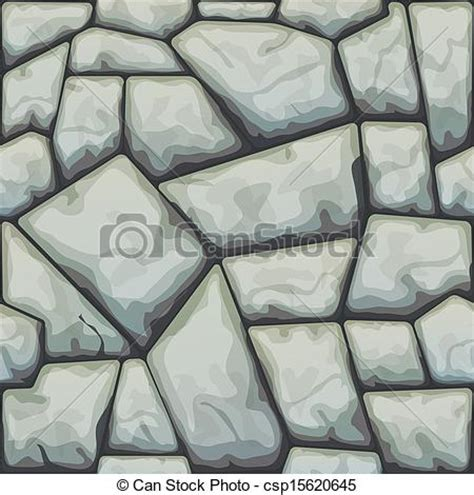 stone wall pattern clipart eps vector of stone seamless pattern vector illustration