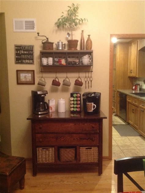 Dining Room Coffee Bar Pin By On For The Home Projects