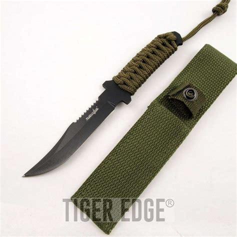 small knife sheath 7 5 quot small edge survival knife w sheath