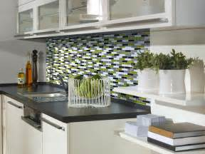 Stick On Kitchen Backsplash by Inspiration How To Install Peel And Stick Tiles In A