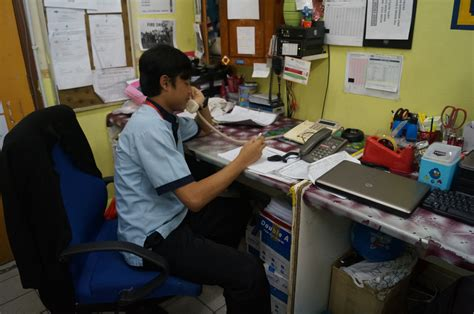 Front office clerk home affairs marriage